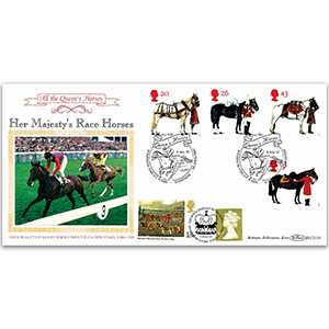 1997 All the Queen's Horses BLCS - Doubled