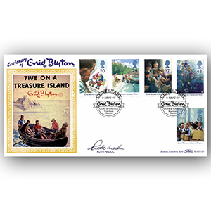 1997 Enid Blyton Centenary - Signed by Ruth Madoc