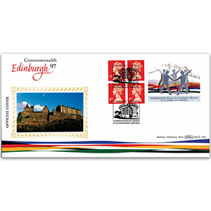 1997 Commonwealth Heads of Government BLCS - Edinburgh