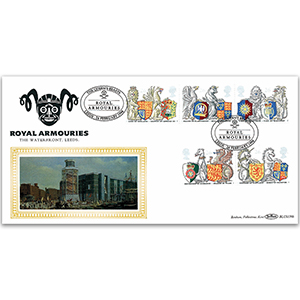 1998 The Queen's Beasts BLCS - Royal Armouries
