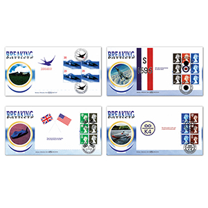1998 Speed PSB BLCS - Set of 4