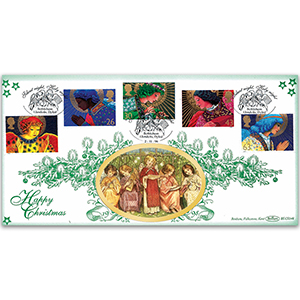 1998 Christmas Angels BLCS - Bethlehem