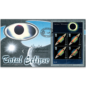 1999 Total Eclipse M/S BLCS - Signed by Professor Arnold Wolfendale
