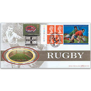 1999 Rugby Label BLCS - Twickenham - Doubled 2003