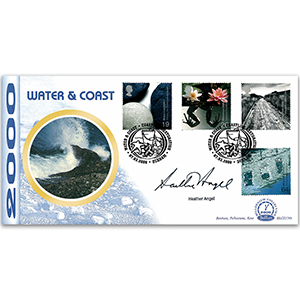 2000 Water & Coast BLCS - Durham - Signed by Heather Angel