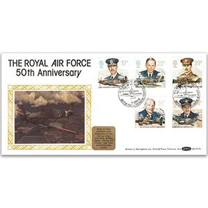 1986 RAF BLCS Cover