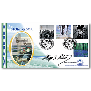 2000 Stone & Soil BLCS 2500 - Signed by Dame Mary Peters