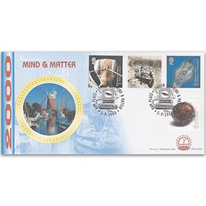2000 Mind & Matter BLCS 2500 - London E9