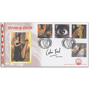 2000 Sound & Vision BLCS - Cardiff - Signed by Catrin Finch