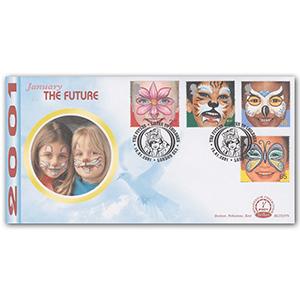 2001 The Future BLCS 2500