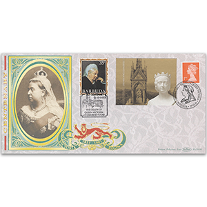 2001 Queen Victoria Death Centenary Label BLCS 5000 - Windsor