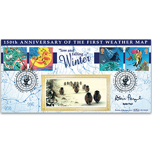 2001 Weather BLCS 2500 - Signed R. Page