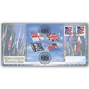 2001 Flags and Ensigns M/S BLCS 5000 - Doubled 2002
