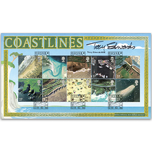 2002 Coastlines BLCS 5000 - Signed by Tracy Edwards MBE