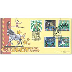2002 Europa: Circus BLCS 5000
