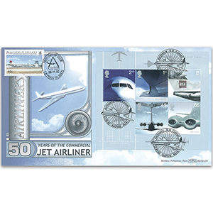 2002 Airliners M/S BLCS - Doubled Cayman Islands