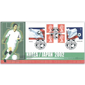 2002 Football World Cup Retail Booklet - Korea Road, Preston