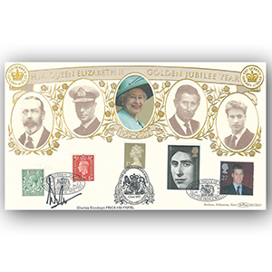 2002 Golden Jubilee BLCS - Signed by Charles Goodwyn FRICS