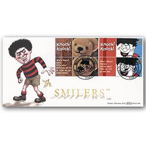 2000 Smilers Sheet BLCS 2500