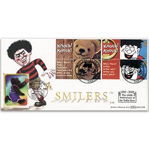 2002 Smiler BLCS 2500 - Doubled Grenada