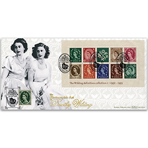 2003 Wilding Definitives M/S BLCS 5000 - Buckingham Palace Road