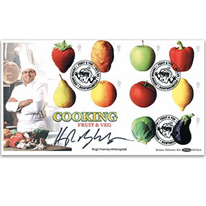 2003 Fun Fruit and Vegetables - Signed by Hugh Fearnley-Whittingstall