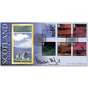 2003 British Journey: Scotland BLCS 5000 - Signed by Cameron McNeish