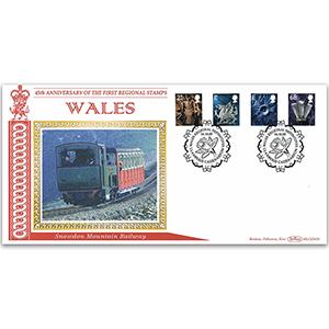 2003 Wales Regional Definitives BLCS 2500