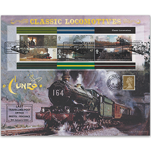 2004 Classic Locomotives M/S BLCS - Last TPO CDS