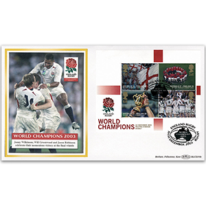 2003 Rugby World Champions M/S BLCS 2500