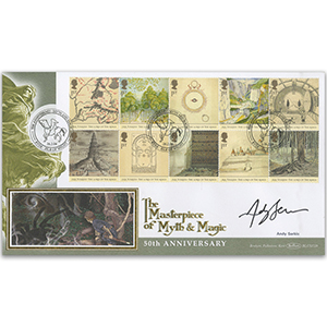 2004 Lord of the Rings BLCS 2500 - Signed by Andy Serkis