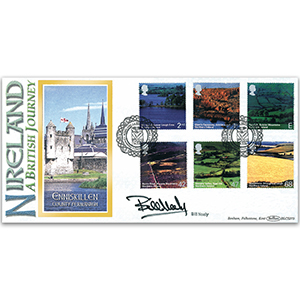 2004 British Journey: Northern Ireland BLCS 5000 - Signed by Bill Neely