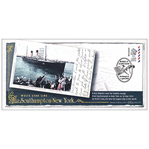 2004 Universal Postcard Booklet BLCS 5000