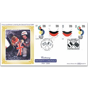 2004 Entente Cordiale 100th BLCS 2500