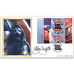 2004 Rule Britannia BLCS 2500 - Signed Gillian Taylforth