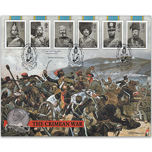 2004 Crimean War BLCS 5000 - Signed by the Earl of Cardigan