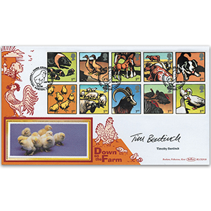 2005 Farm Animals BLCS 2500 - Signed by Tim Bentinck