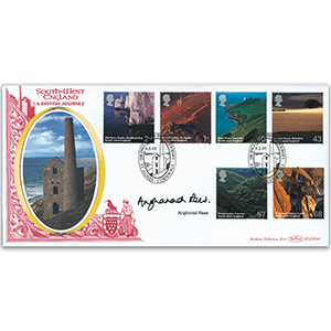 2005 British Journey: South-West England BLCS 2500 - Signed by Angharad Rees