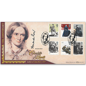2005 Charlotte Bronte 150th BLCS 5000 - Signed by Amanda Root
