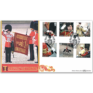 2005 Trooping the Colour BLCS 5000