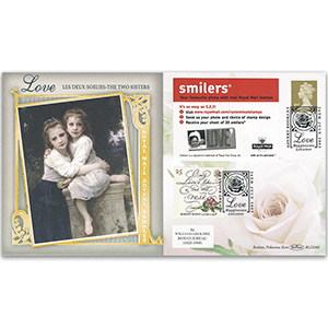 2005 Love Smilers Retail Advert BLCS 5000