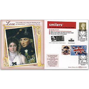 2005 Love Smilers Retail Advert BLCS 2500