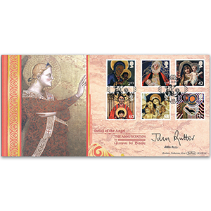 2005 Christmas BLCS 5000 - Signed by John Rutter