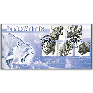 2006 Ice Age Animals BLCS 5000