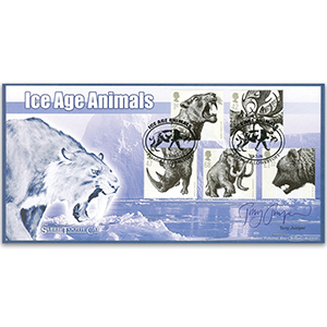2006 Ice Age Animals BLCS 5000 - Signed by Tony Juniper