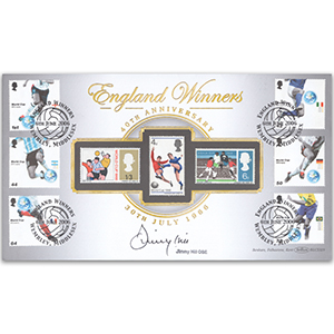 2006 World Cup Winners BLCS 5000 - Signed by Jimmy Hill OBE
