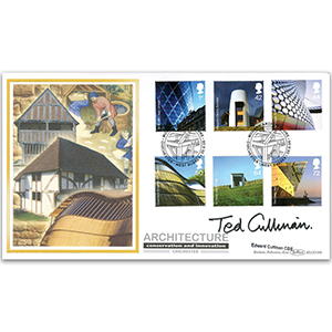 2006 Modern Architecture BLCS 2500 - Signed by Edward Cullinan