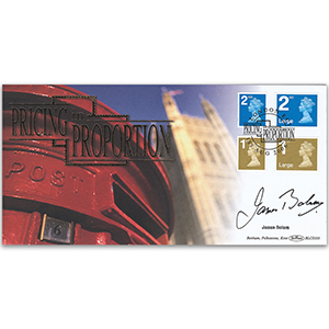 2006 Pricing in Proportion BLCS 5000 - Signed James Bolam