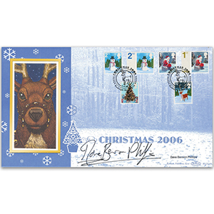 2006 Christmas BLCS 5000 - Signed by Dave Benson Phillips