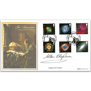 2007 Sky at Night BLCS 5000 - Signed by Professor Allan Chapman